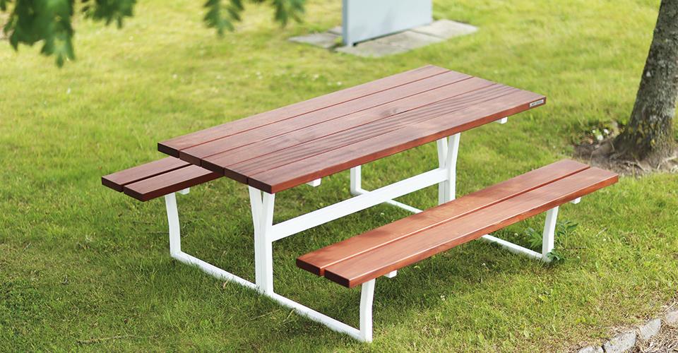billige udendørs møbler