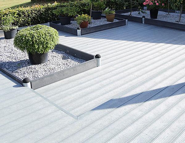 Terrasse planker