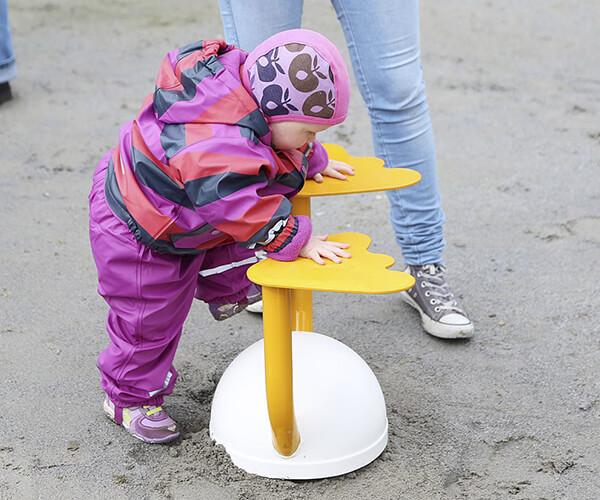 Sjove møbler til børn - Andestole