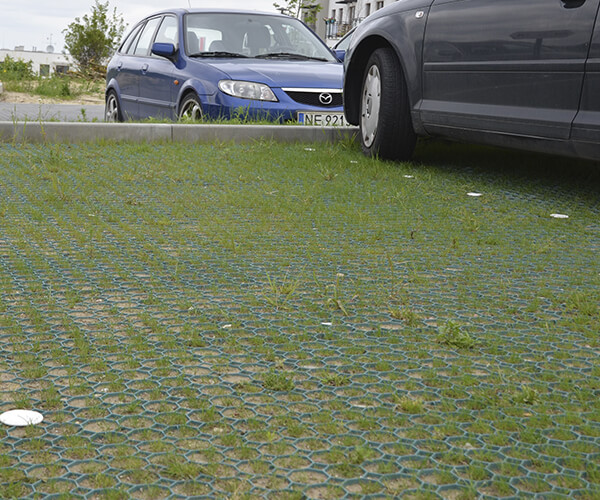 Billig og miljøvenlig græsarmering