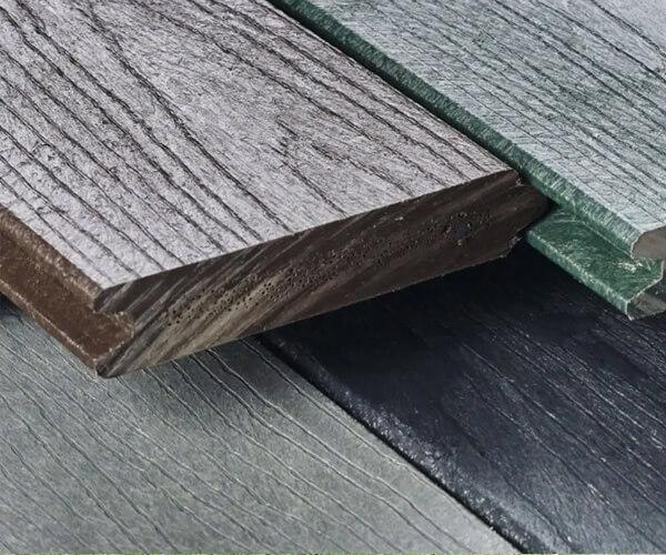 Not-fer plast planker