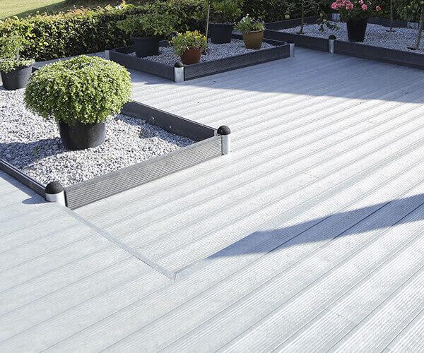 terrassebelægnings planker