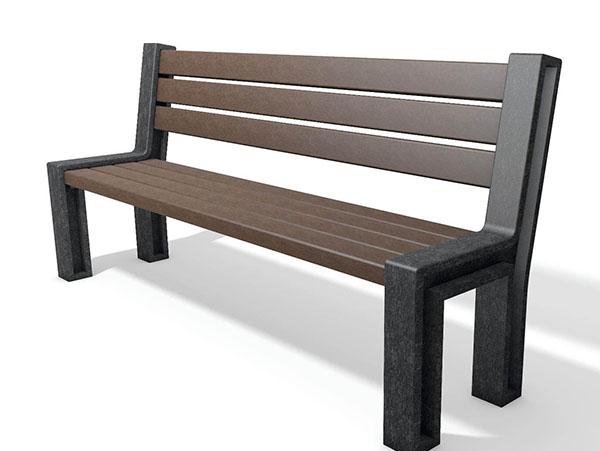 Plast møbler