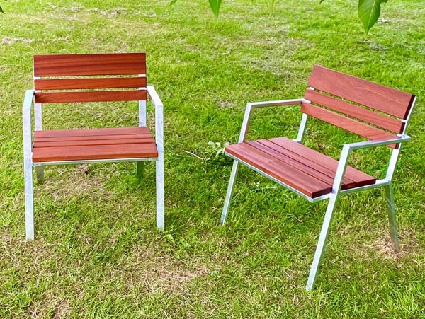 Udendørs stole
