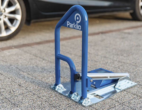 Automatisk parkeringsbarriere