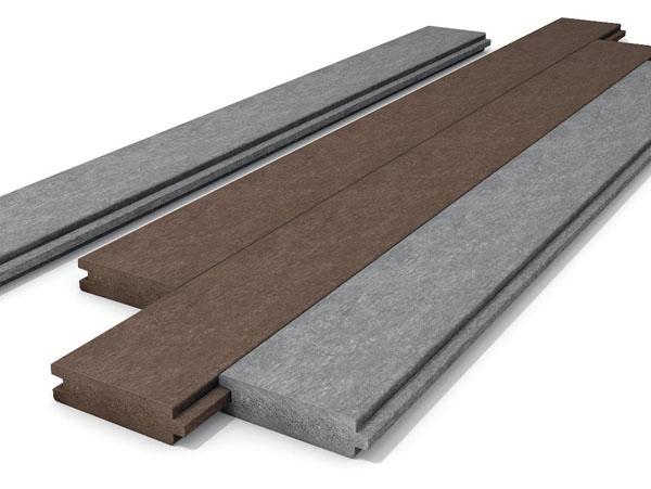 Plast planker