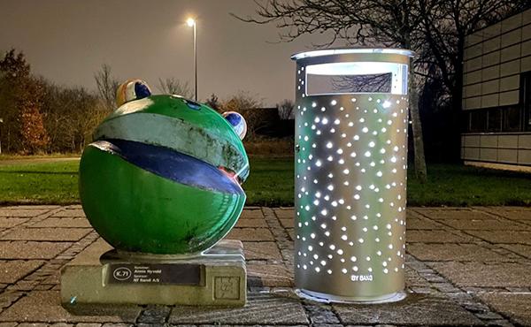 Beholdere til affald
