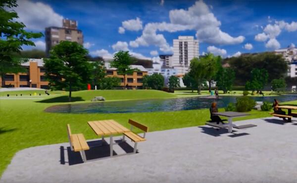 By Bang 3D park
