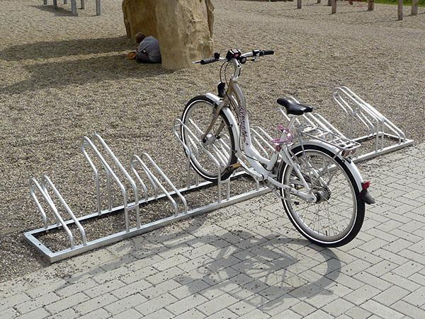 Cykelholder 3-6 cykler