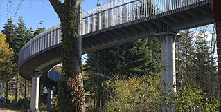 Langå gangbro