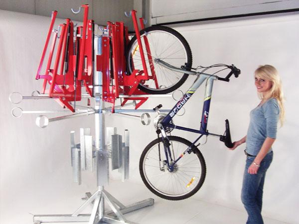 Cykel karrusel