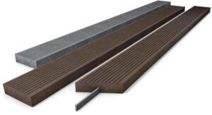 Strandsti planker