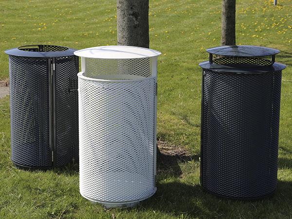 Tratto affaldsspande