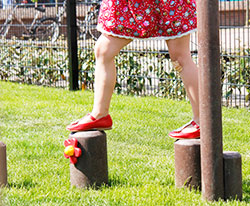 balancebane, baner, legeplads, balance og leg, legeplads i plastik